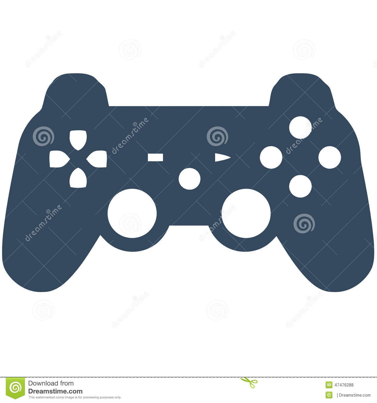 Pics for ps4 controller clip art for Housse manette ps4