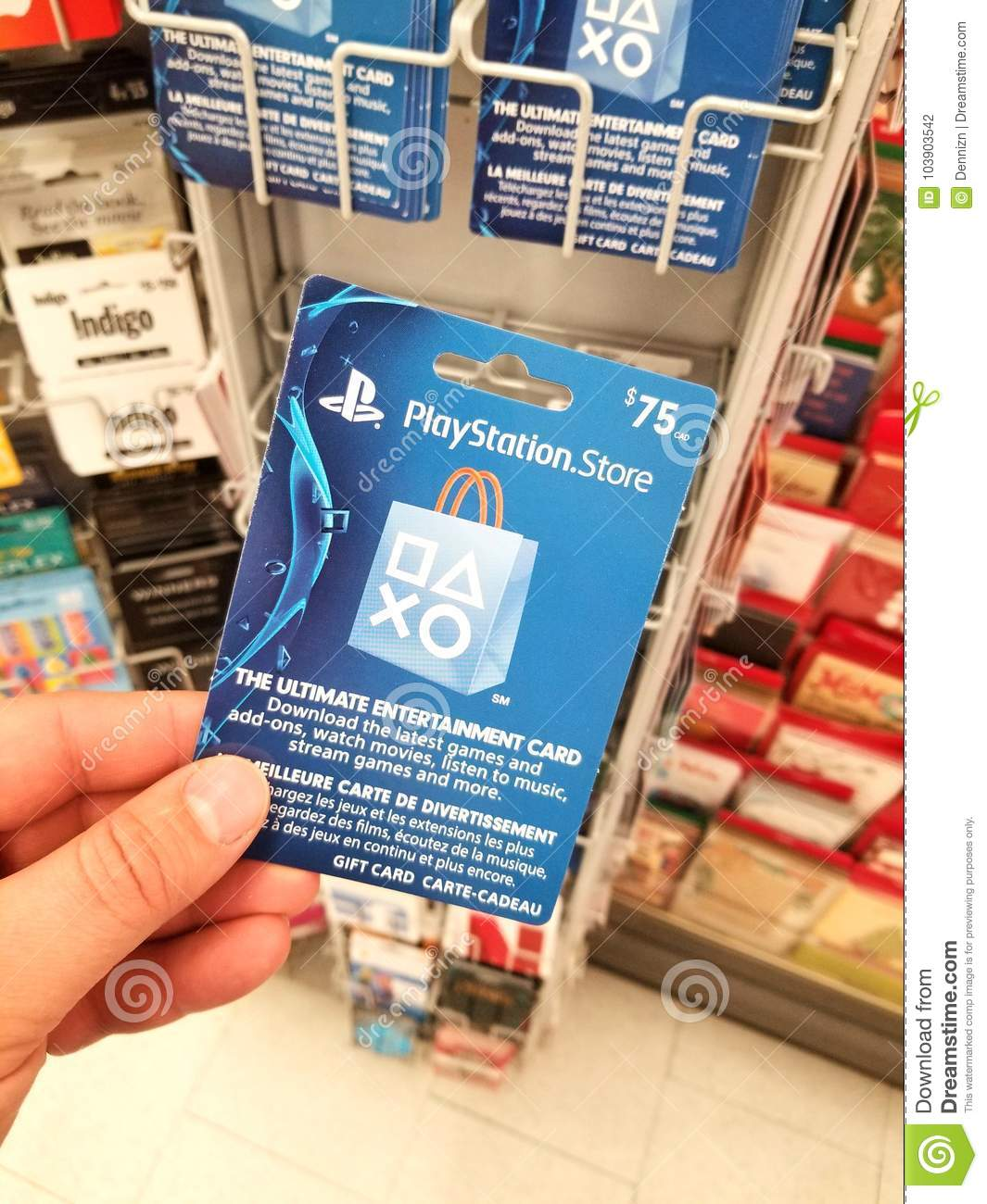canada playstation store