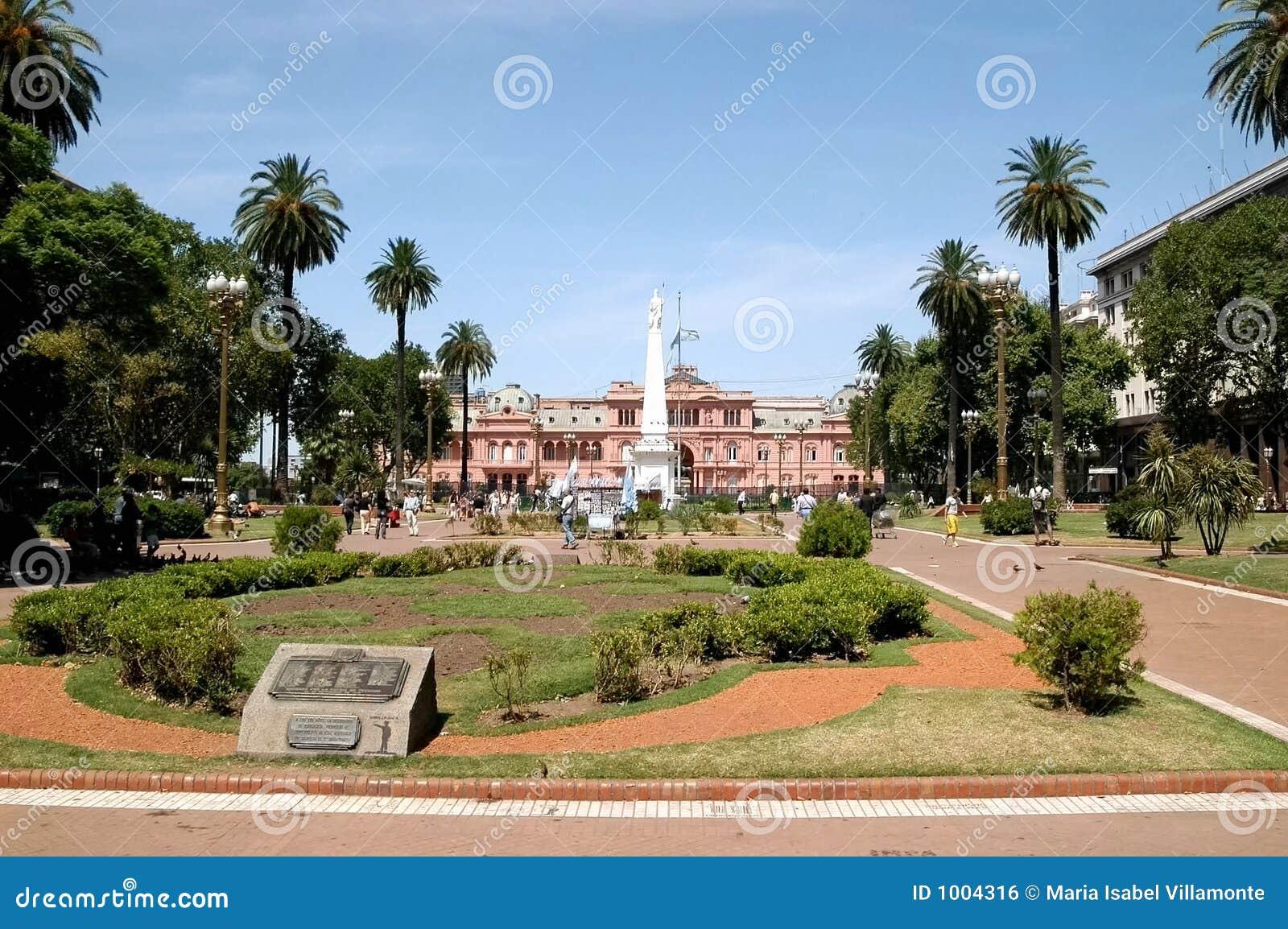 Plaza της Αργεντινής de mayo