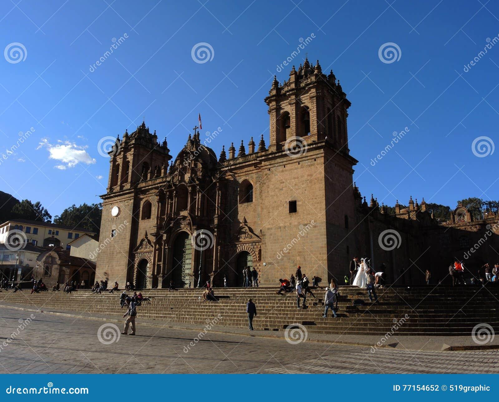 Plaza de Armas dans Cusco, Pérou
