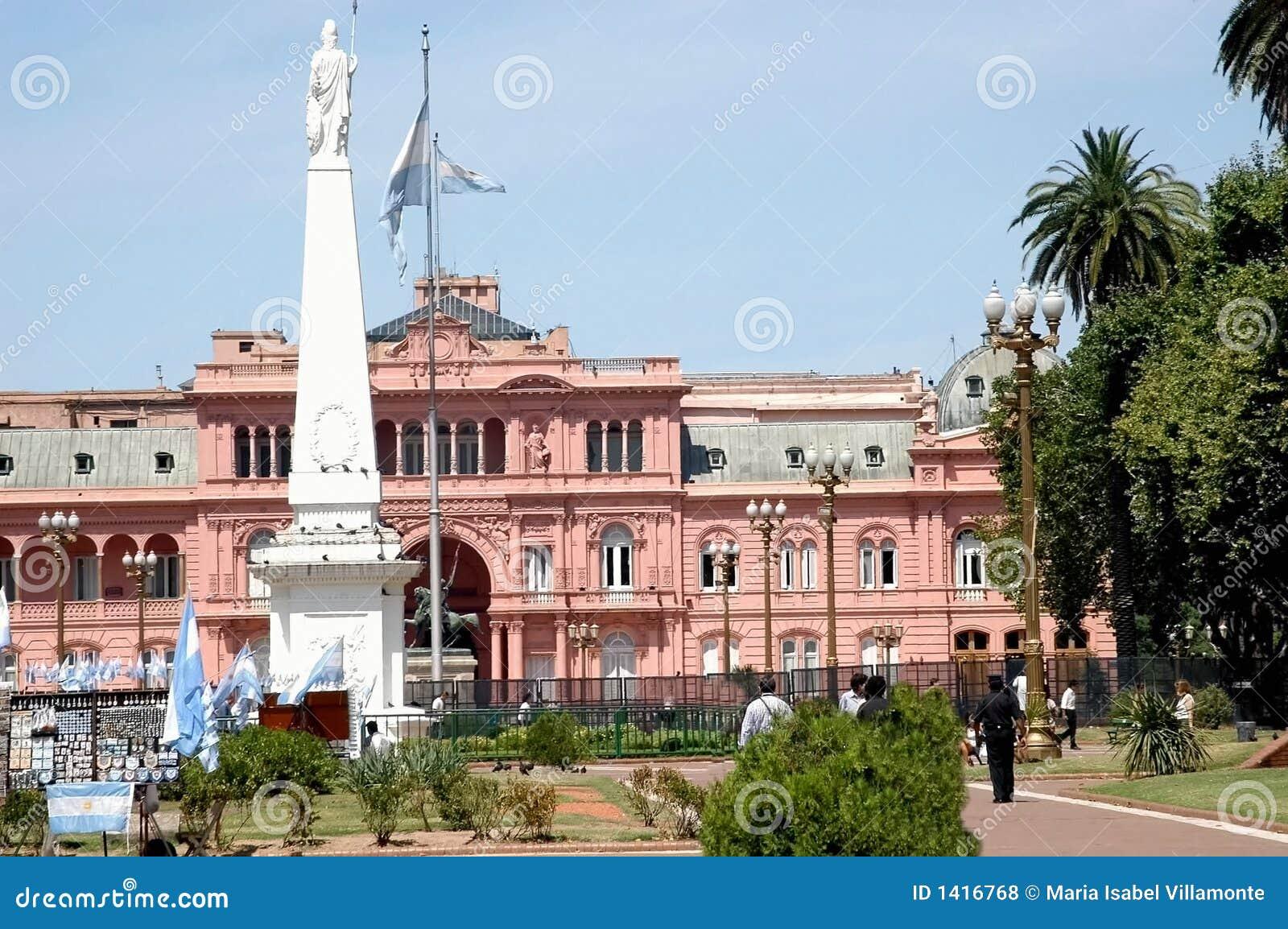 Plaza de Mayo Argentine