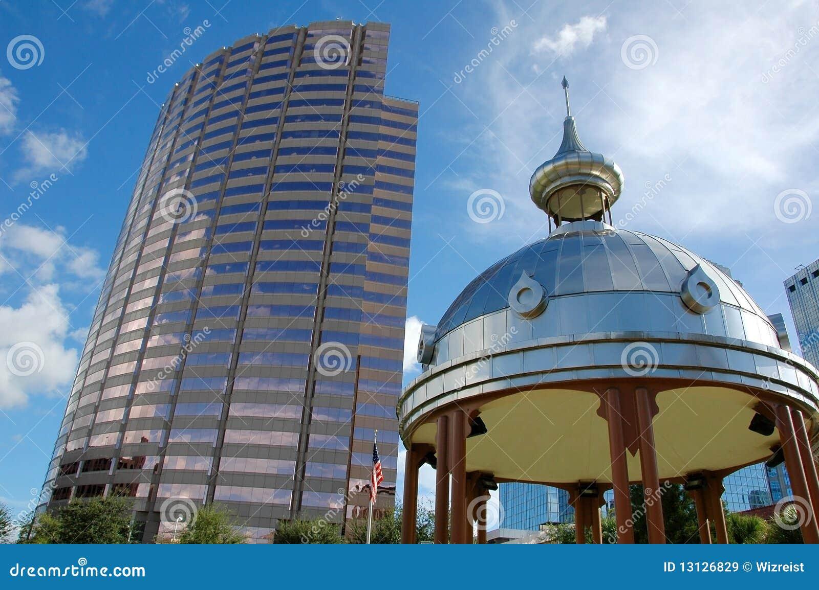 Plaza de tribunal à Tampa