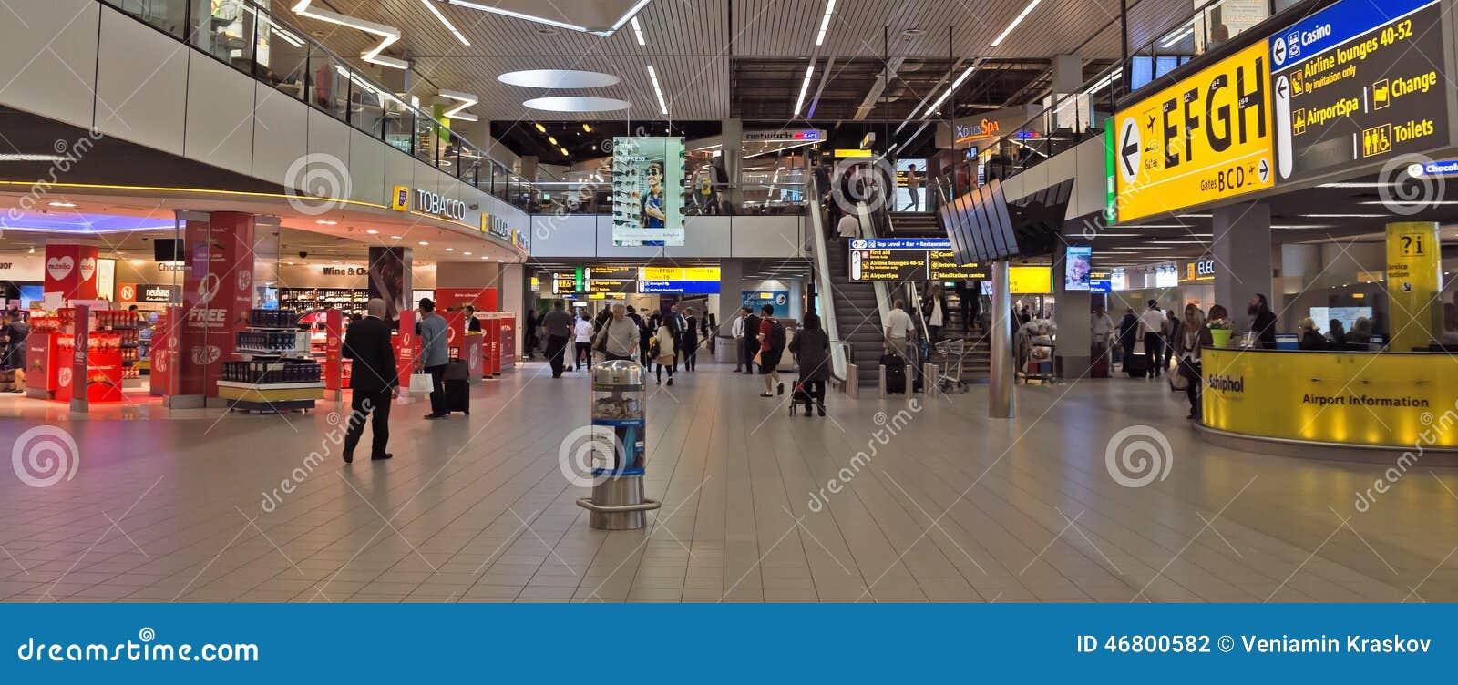 Aeroporto Amsterdam : Plaza di schiphol amsterdam all aeroporto