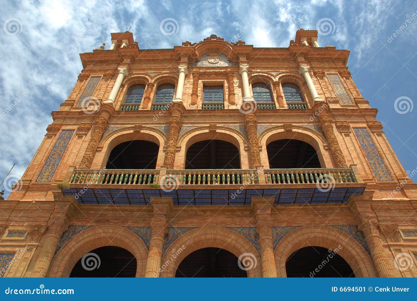 Plaza du DA espana
