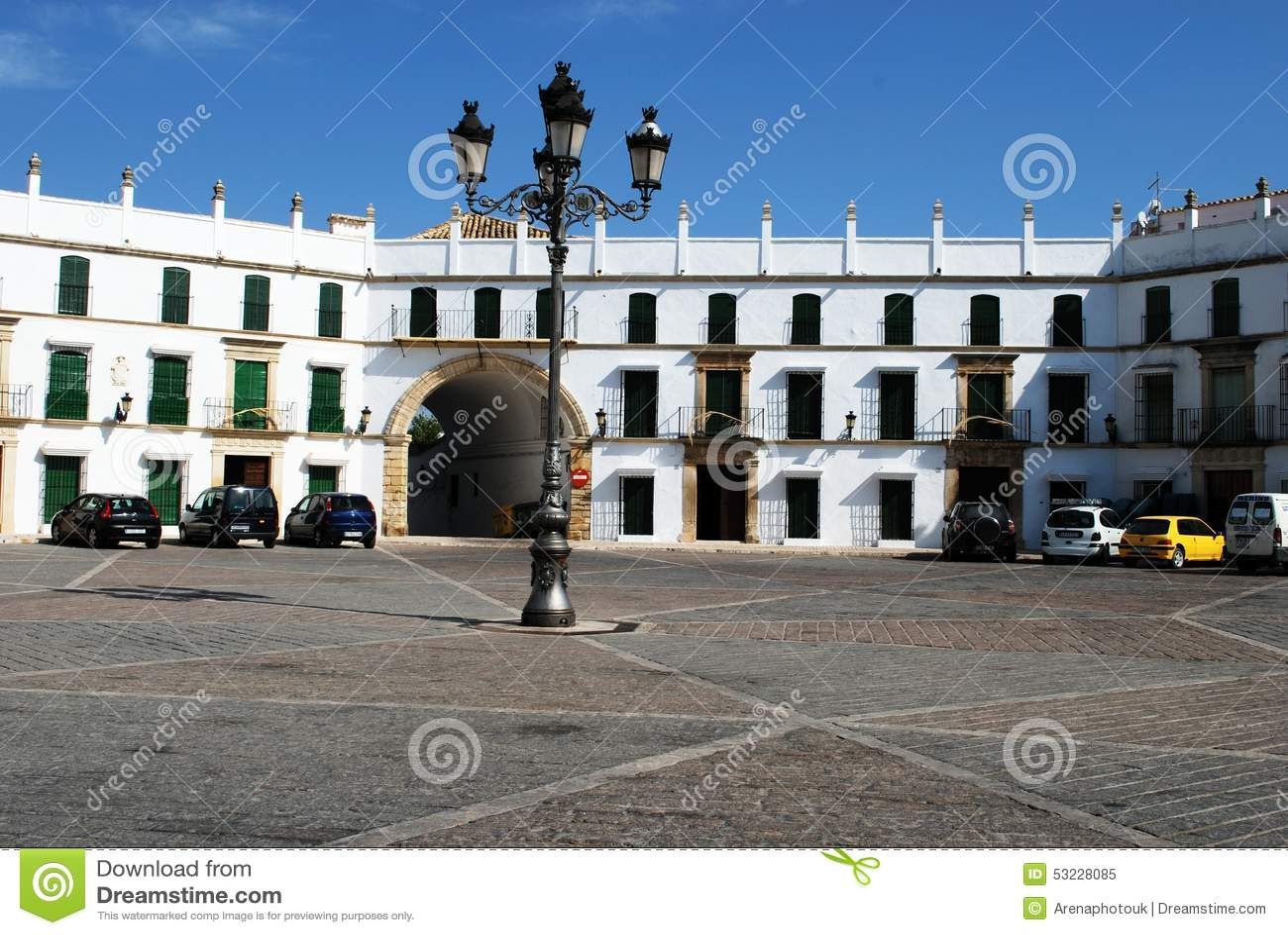 Plaza, la Frontera de Aguilar de