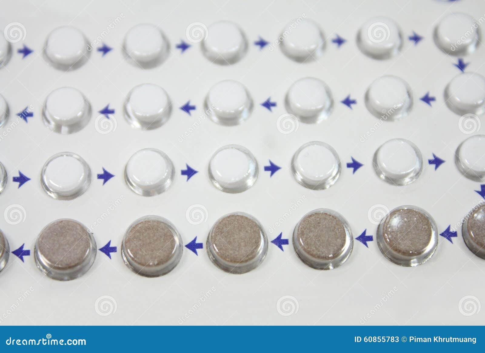 Amenorrea anticonceptiva oral