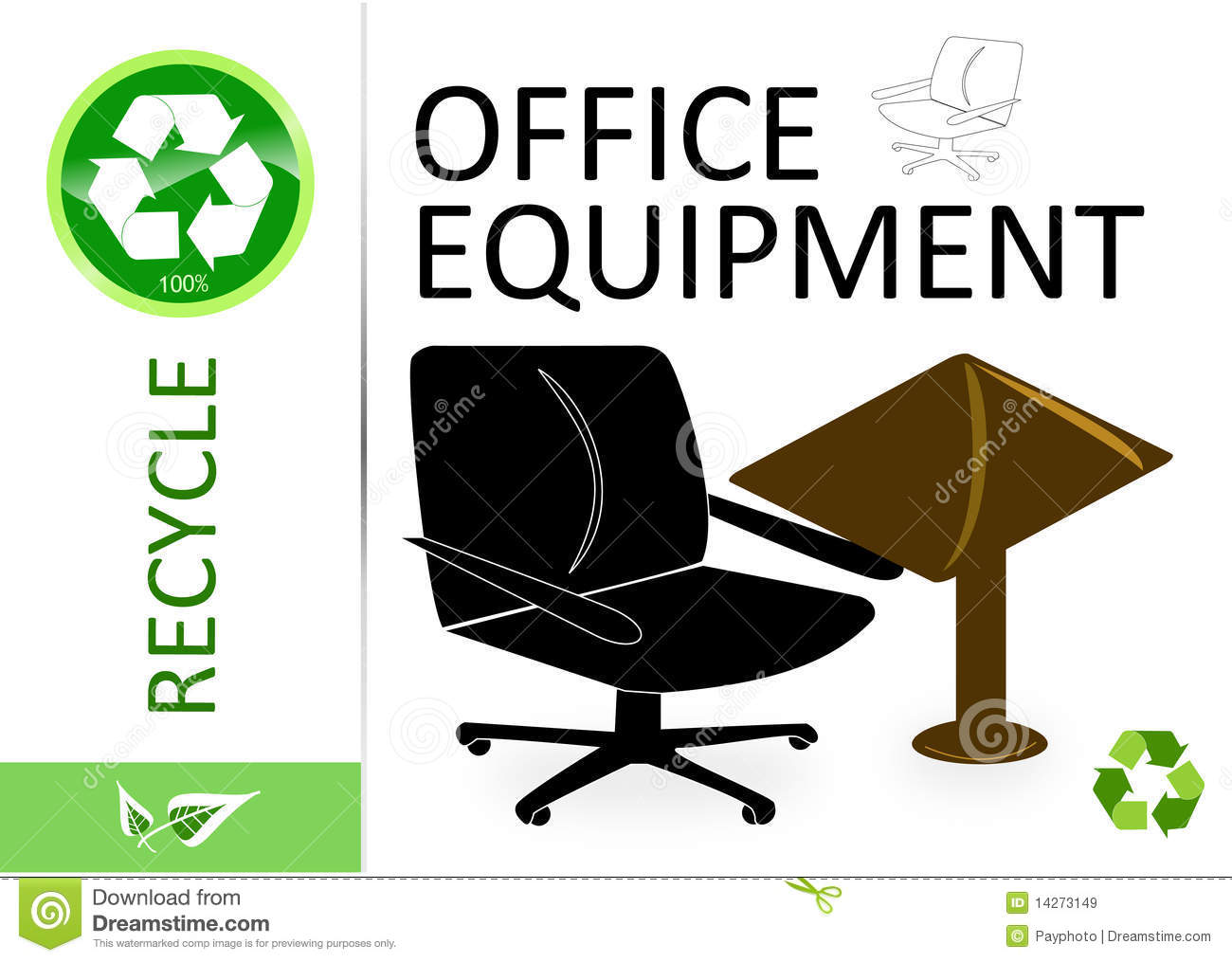 free office equipment clipart - photo #34