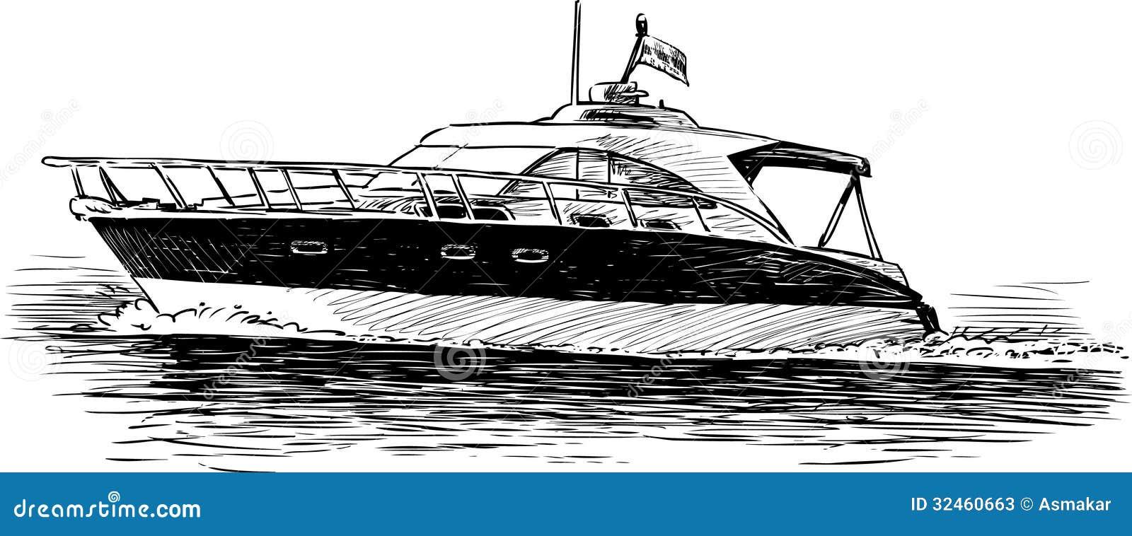 Pleasure Boat Stock Photos - Image: 32460663