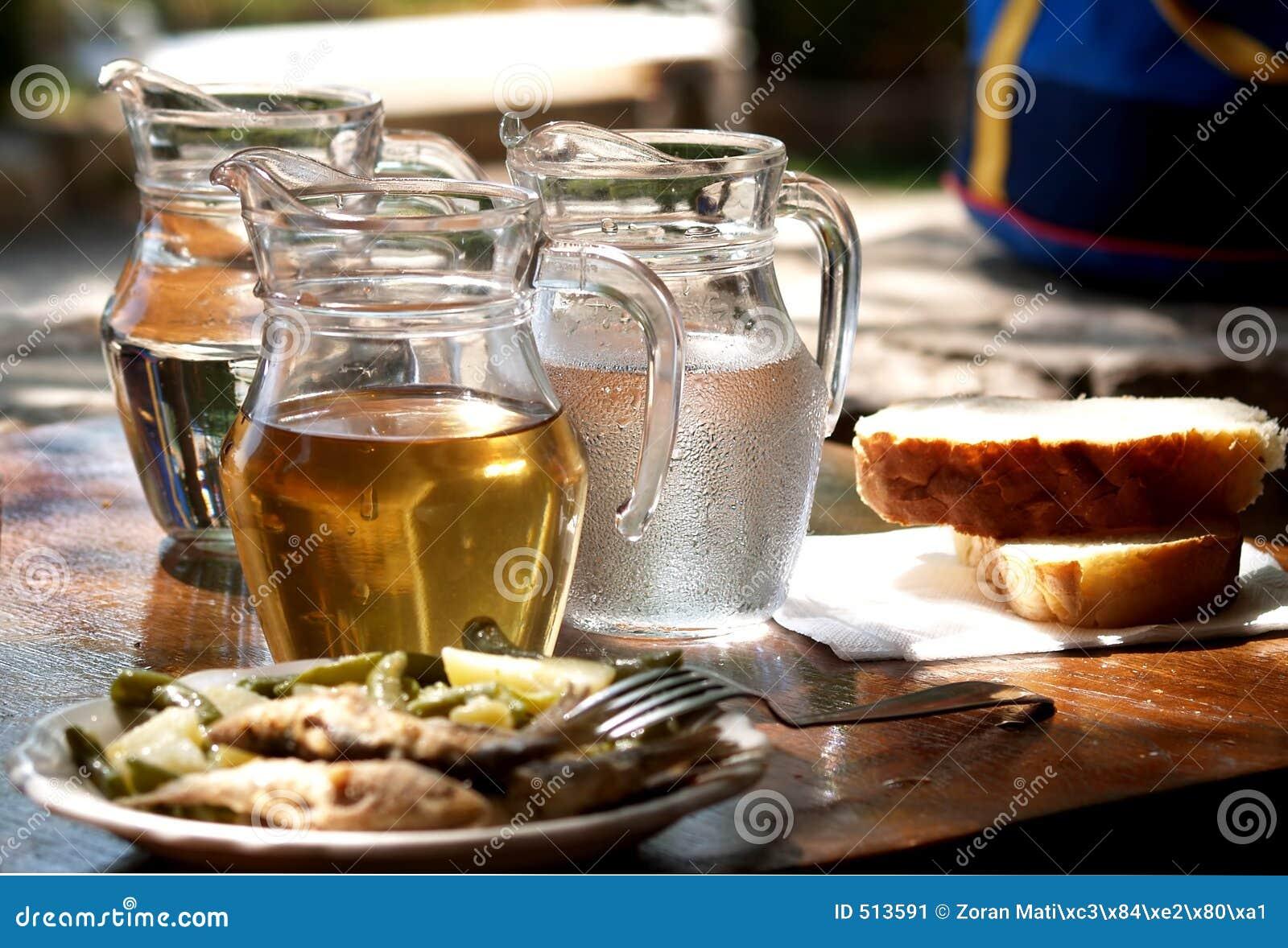 Pleine table