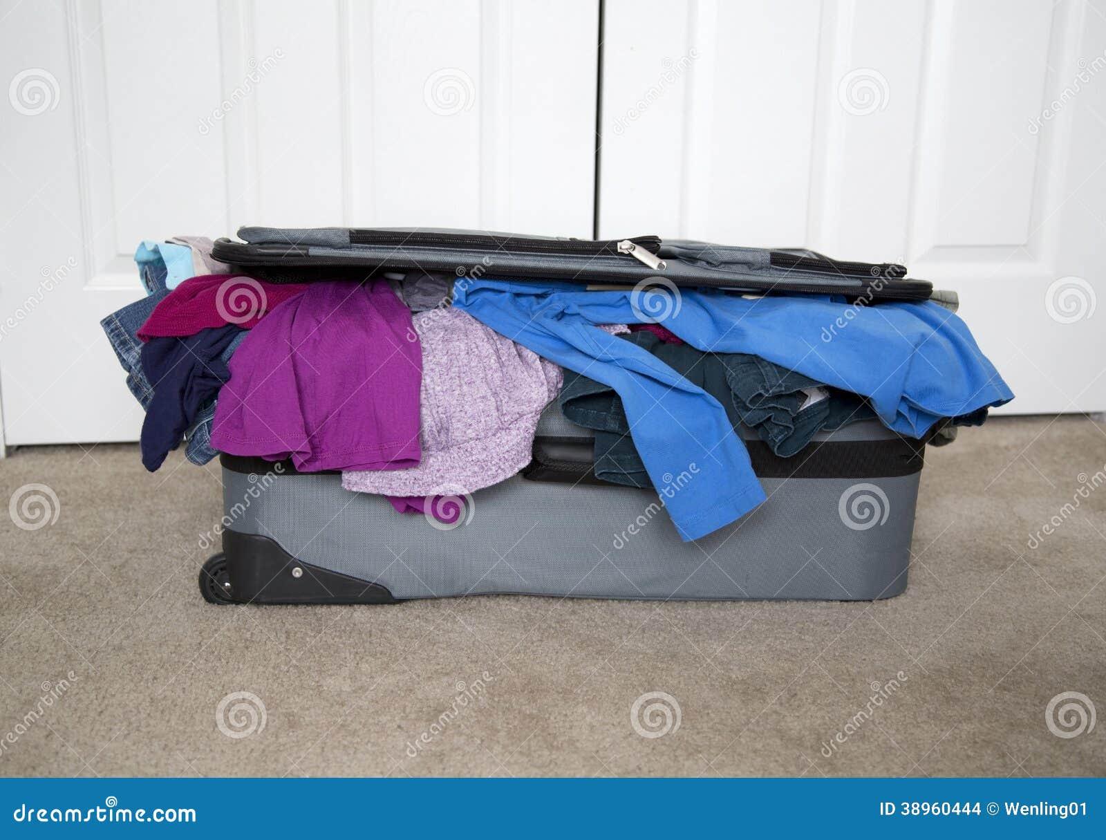 Pleine valise