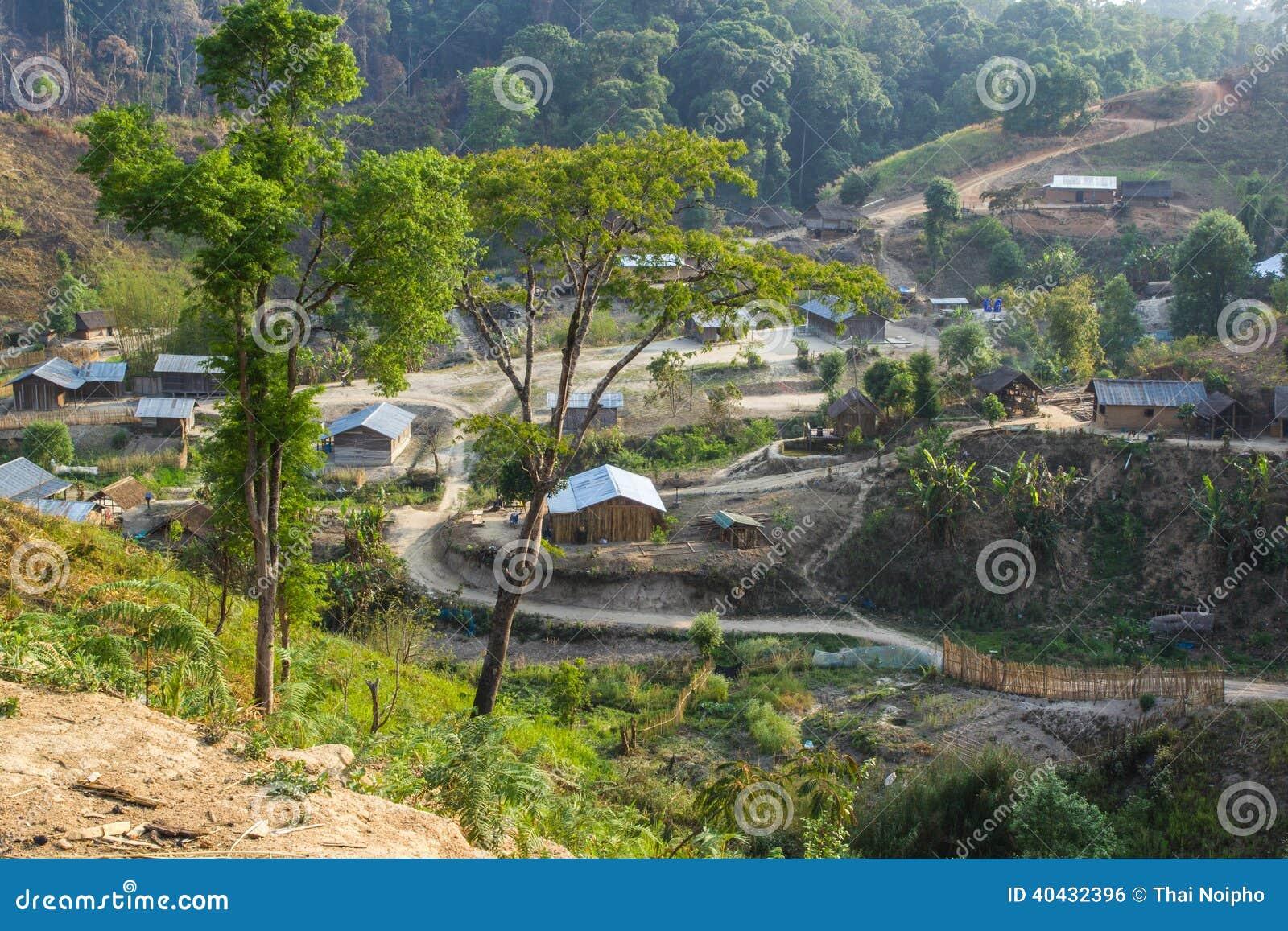 Plemię wioska
