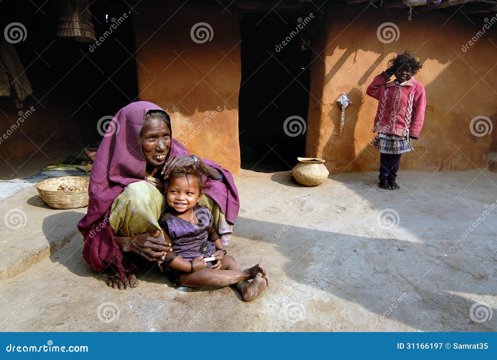 Plemienny ubóstwo