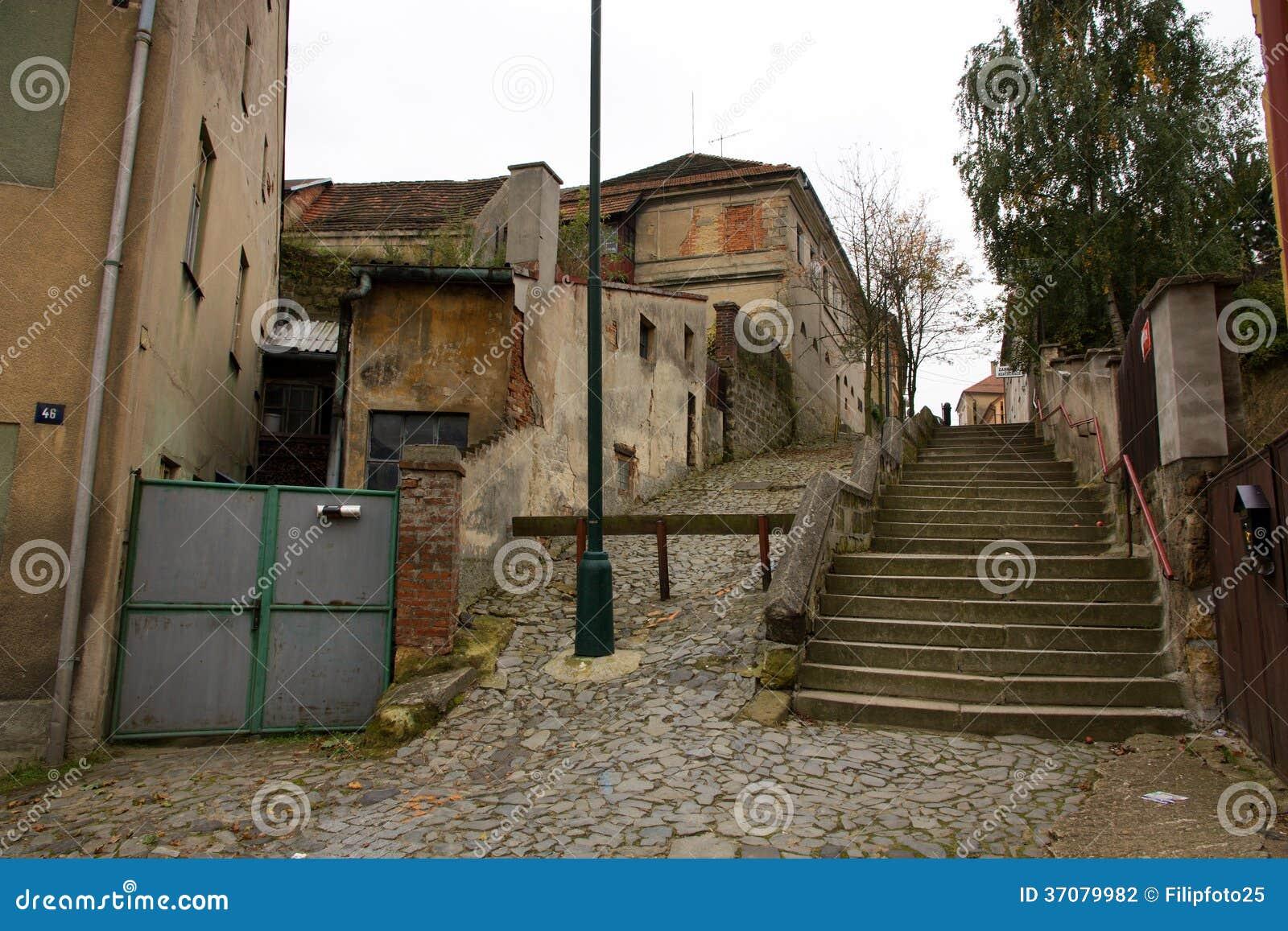 Download Plenerowy schody zdjęcie stock. Obraz złożonej z czech - 37079982