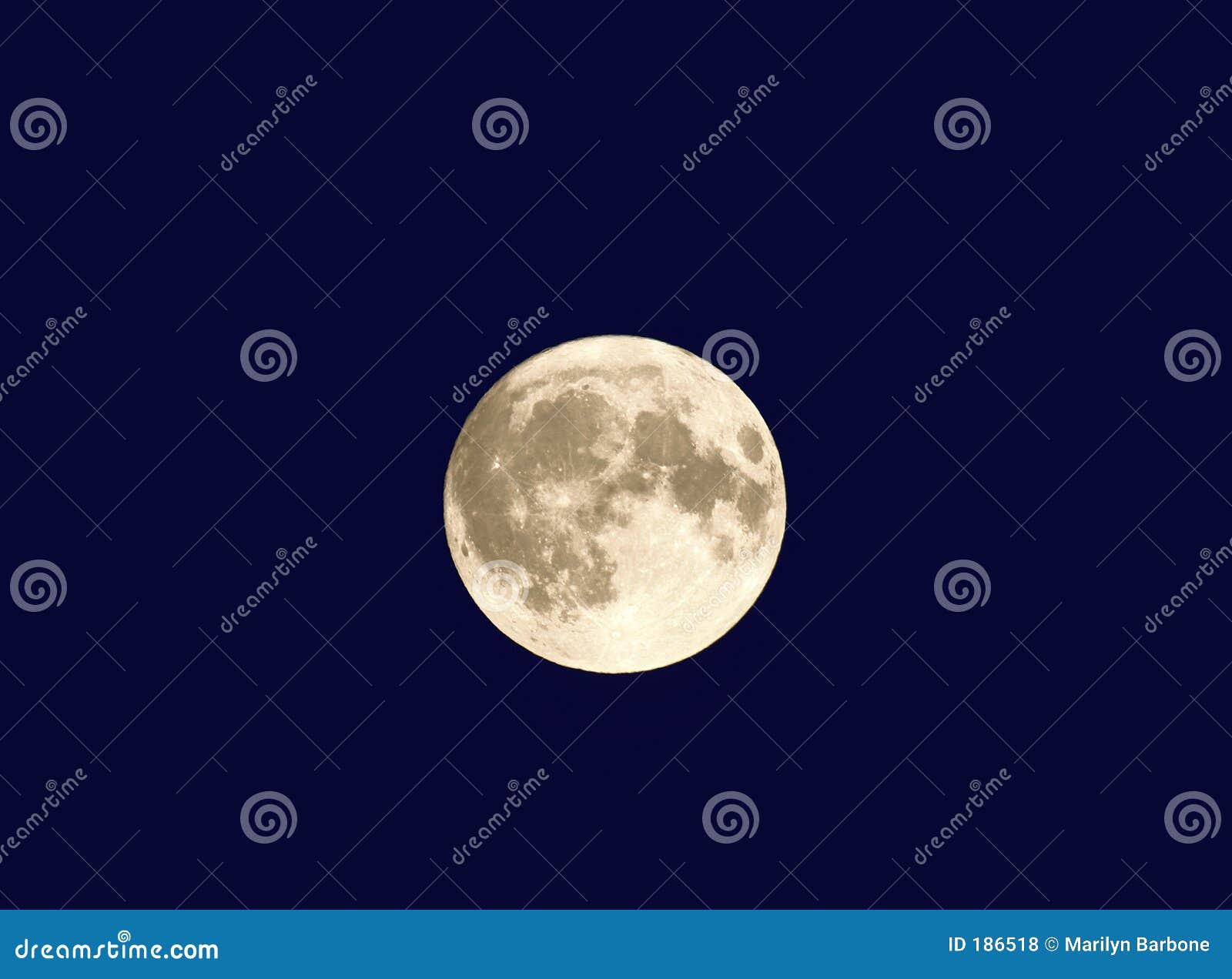 Plenos veranos Eve 2005 de la Luna Llena.