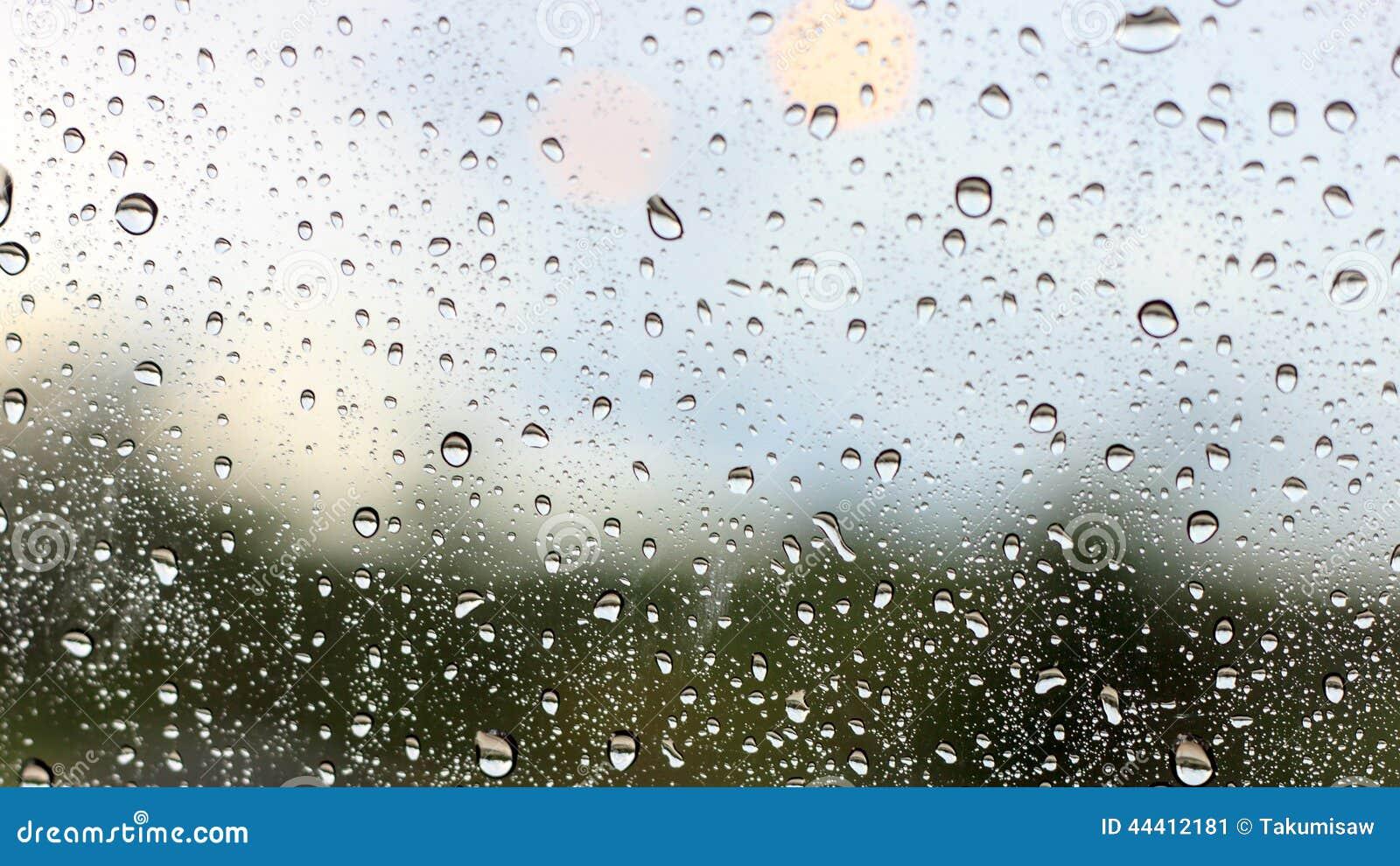 Pleuvoir les baisses