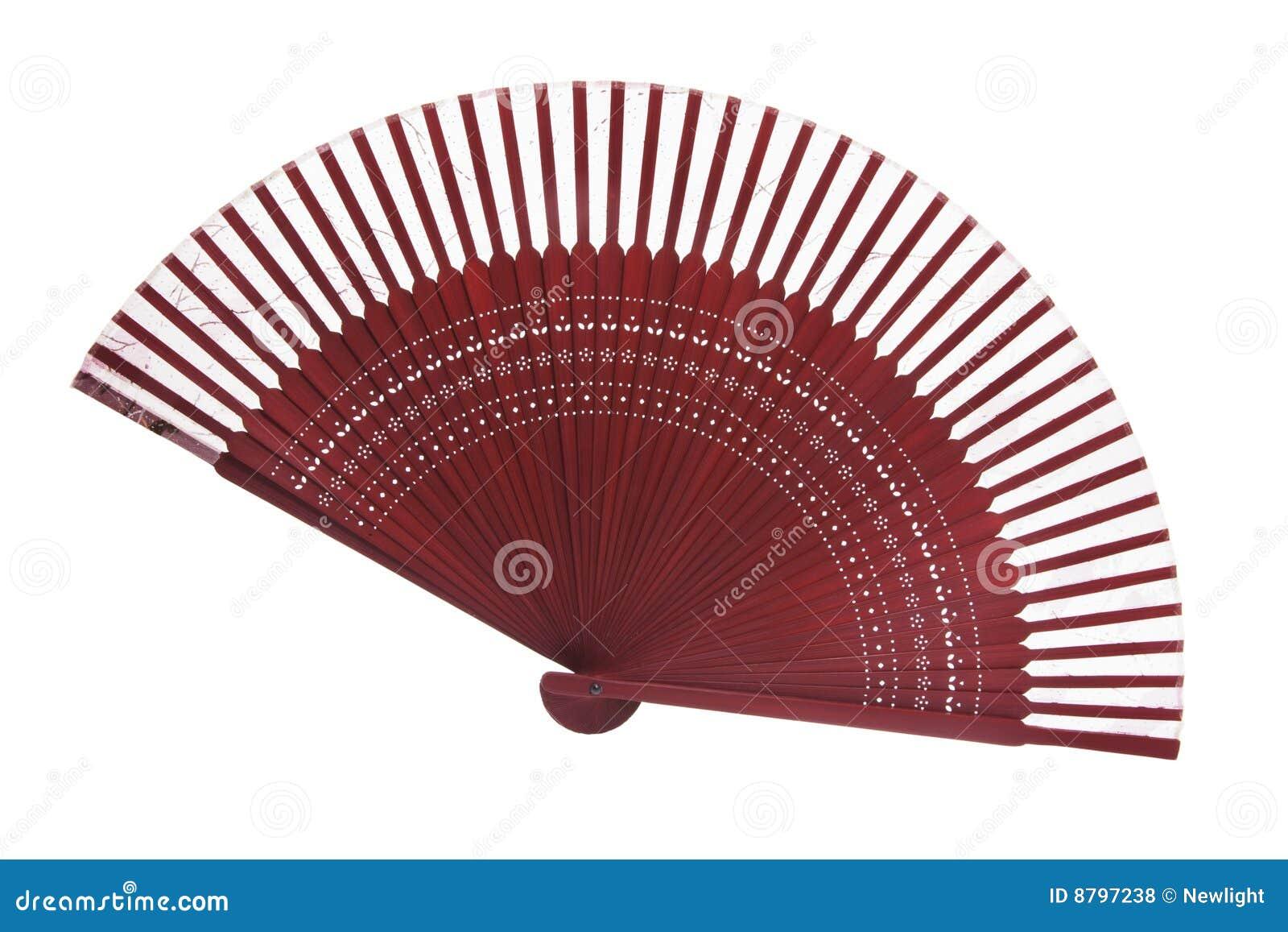 Pliage chinois de ventilateur