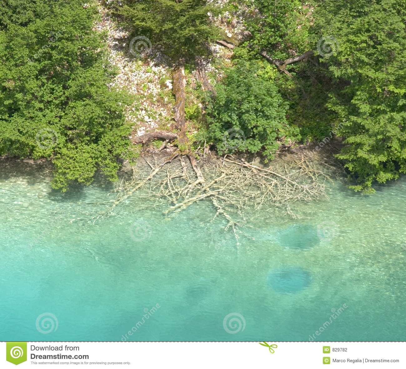 Plitvice lake (Plitvicka jezera) Croatia