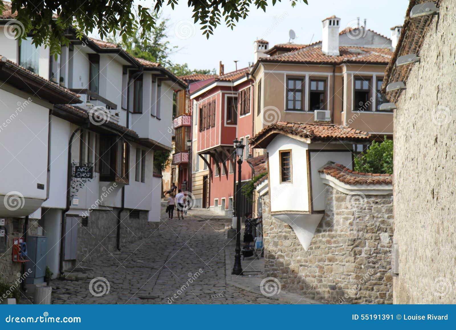 Plovdiv stara ćwiartka