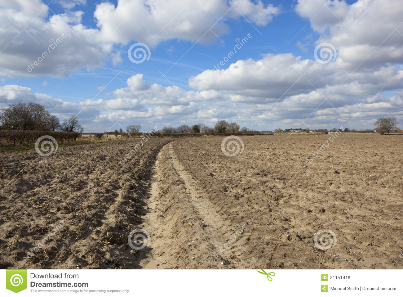 Plowed bare soil royalty free stock image image 31151416 for Soil in english
