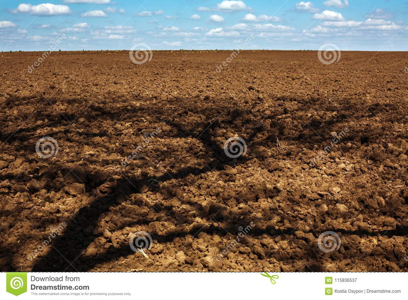 Why dream of plowing the land