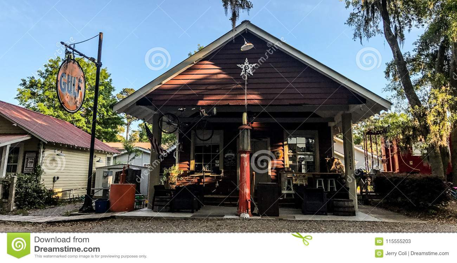 Pluff Mudd, Coffee Company, Port Royal, South Carolina
