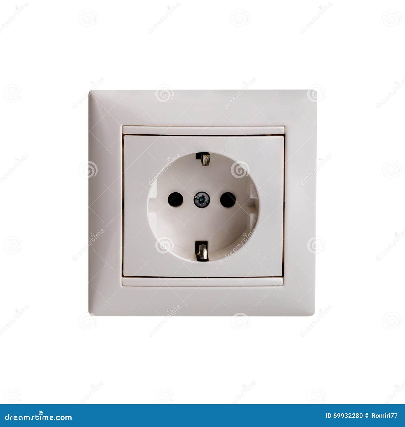 Plug socket.