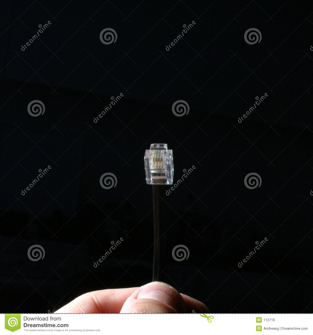 Download Plug in to enter stock photo. Image of connection, mystic - 112716