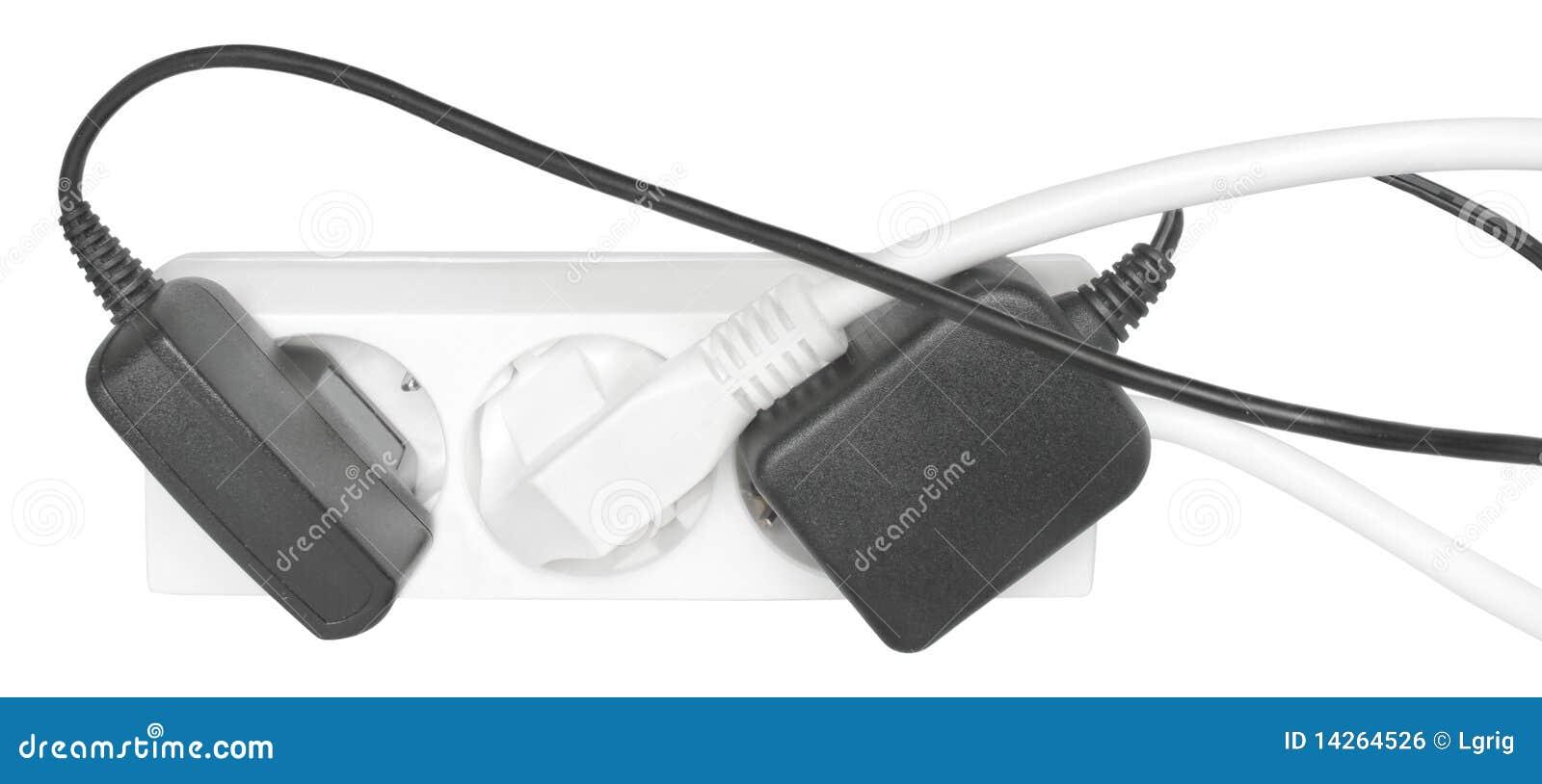 Plugues elétricos