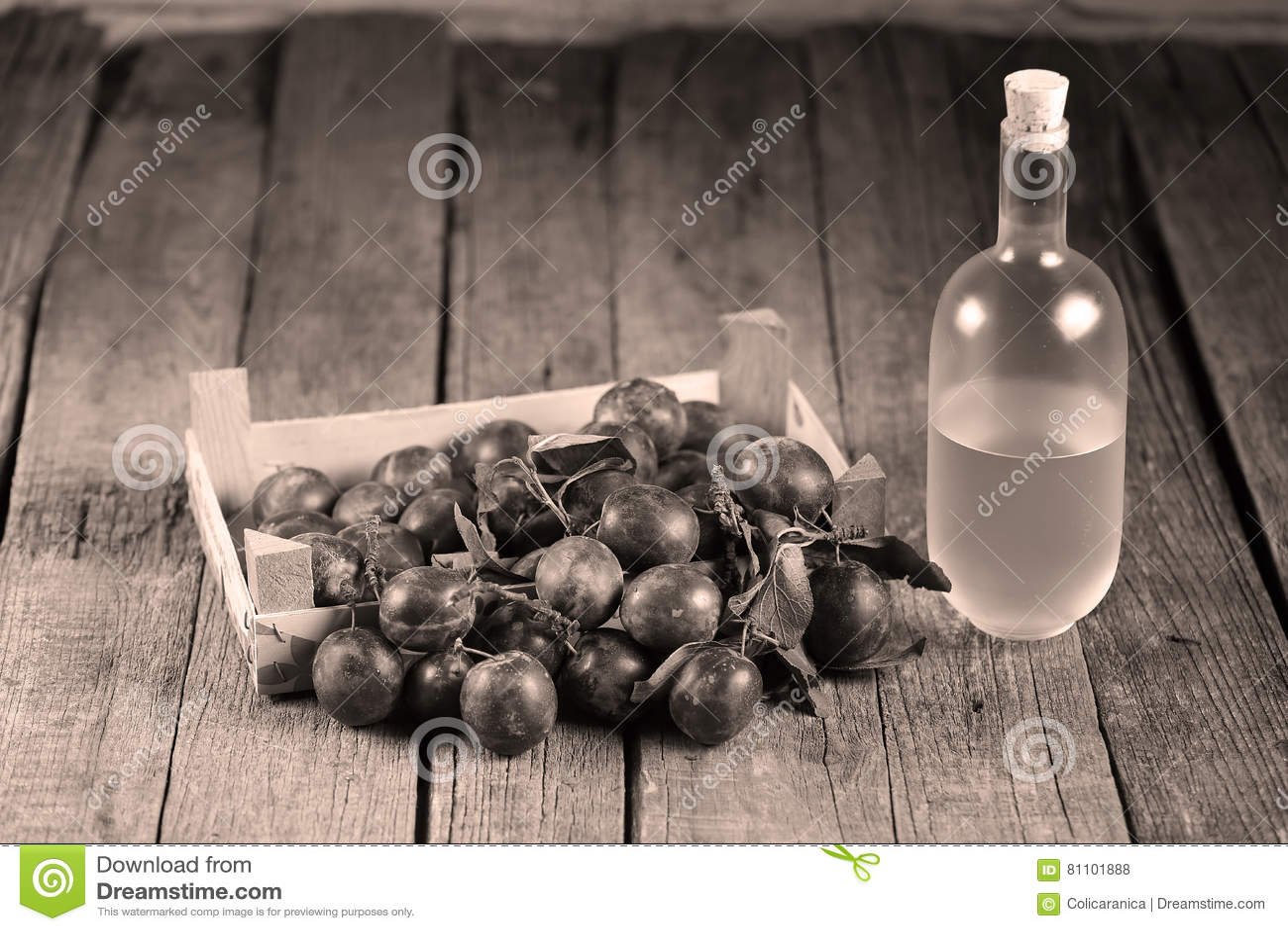 Plumb brandy, Romanian tuica