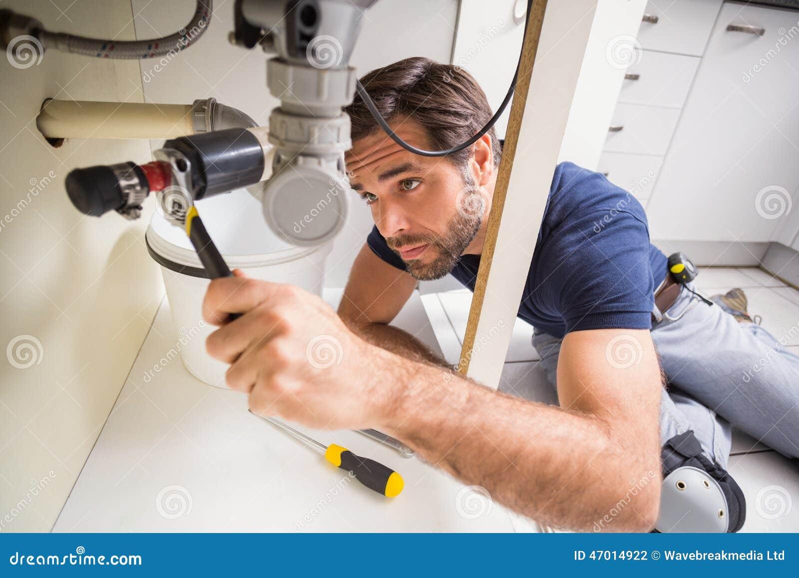 Fixing Leak Under Sink Kitchen