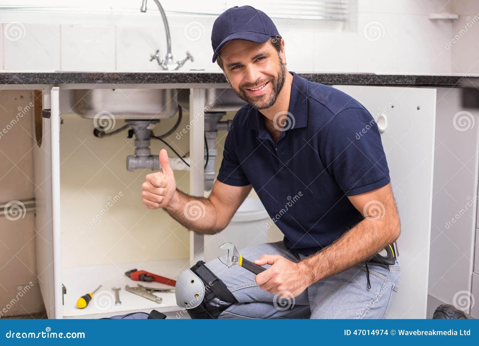 Fixing Pipe Under Kitchen Sink