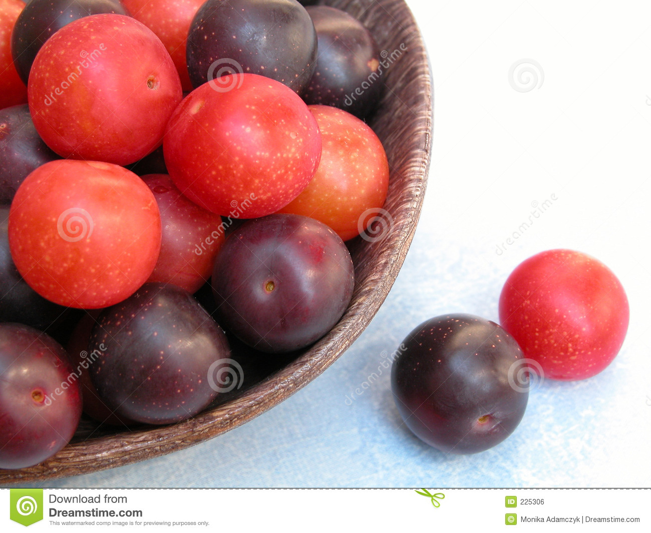 Download Plums stock photo. Image of fresh, juice, agriculture, diet - 225306