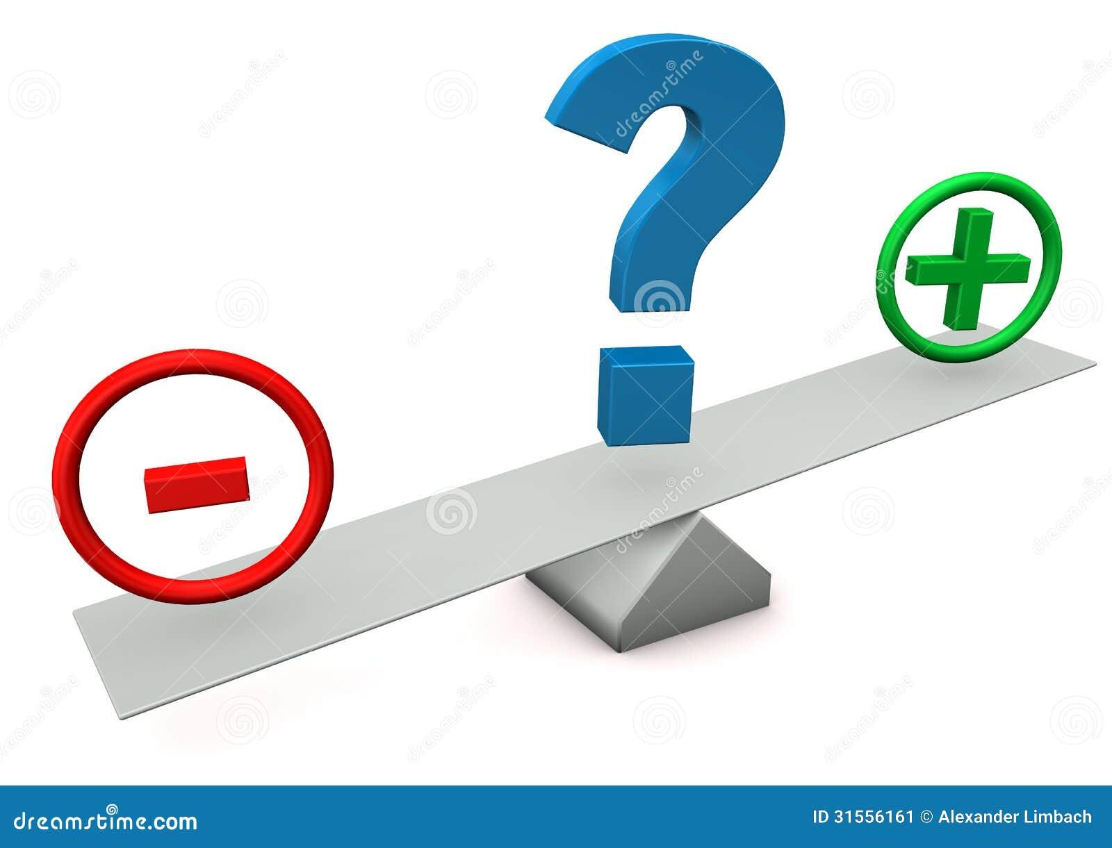 Balance plus minus stock illustration illustration of feedback plus minus question mark stock image biocorpaavc