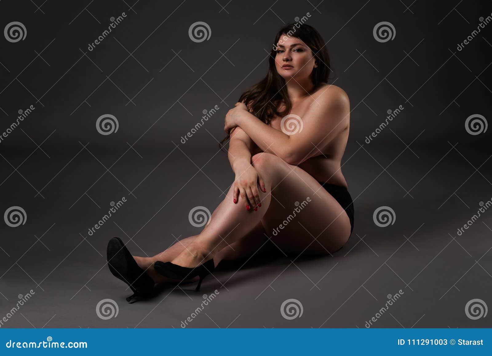 5417bc1ae5b Plus Size Model In Underwear