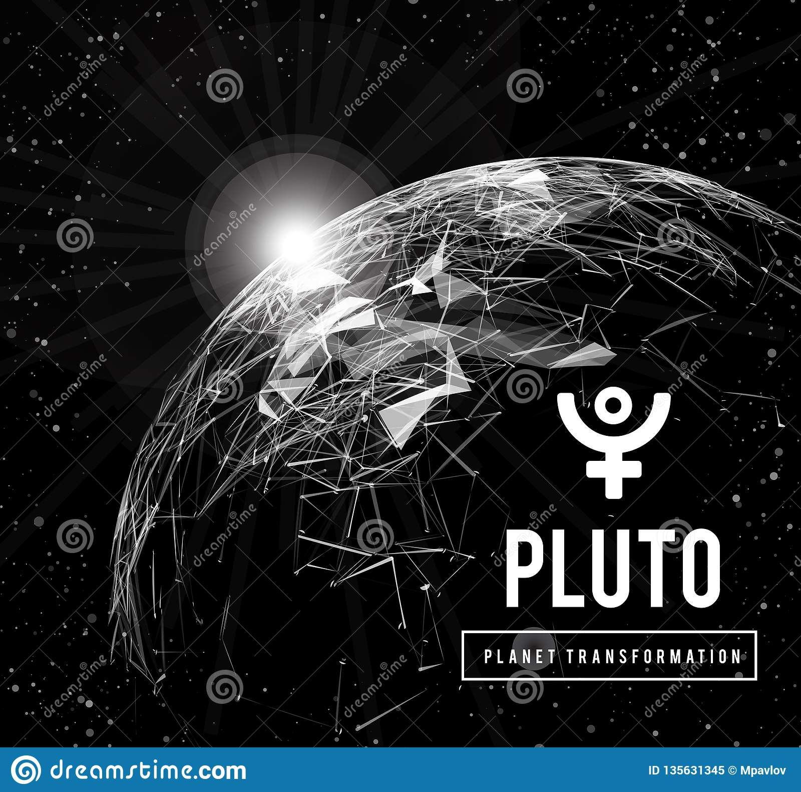 Pluto Planet Astrology