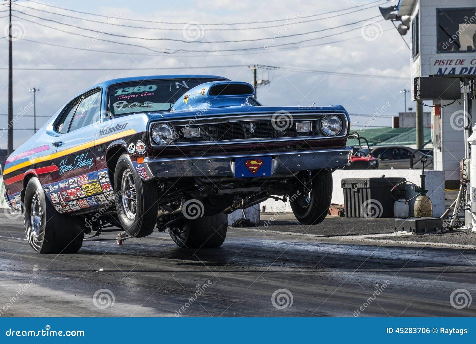 Drag Racing Editorial Photo Image 45283706