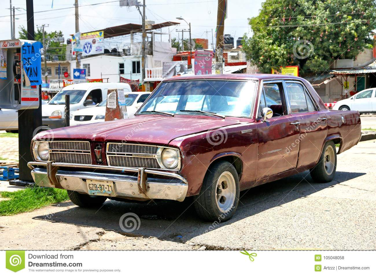 Plymouth Valiant Editorial Stock Photo Image Of 105048058 1960 For Sale