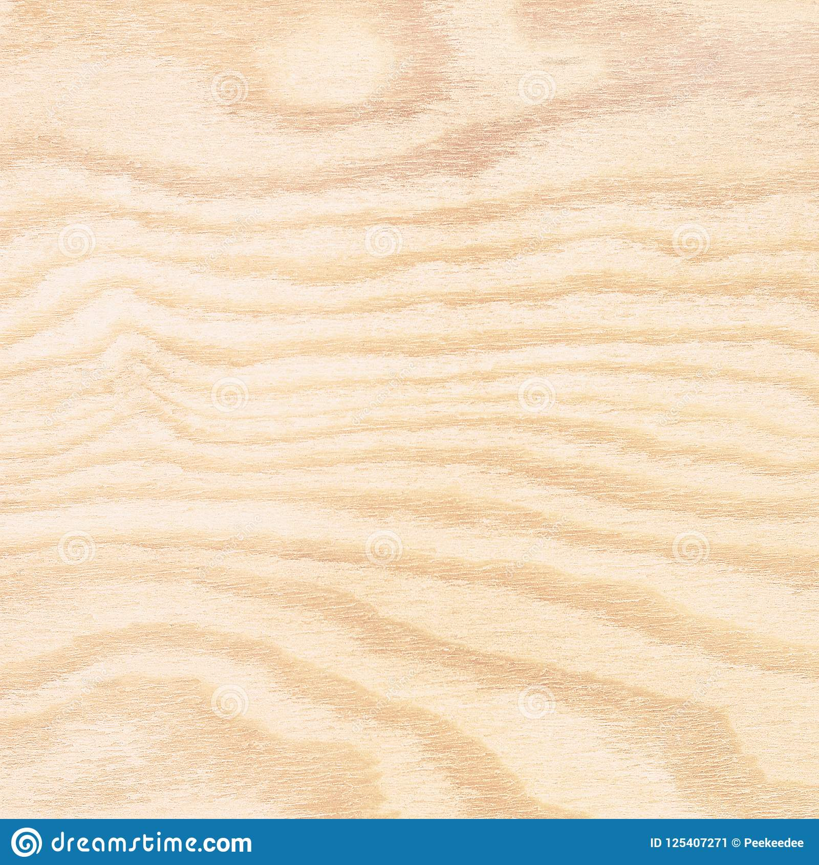 Plywood Texture With Natural Wood Pattern Background Stock Image