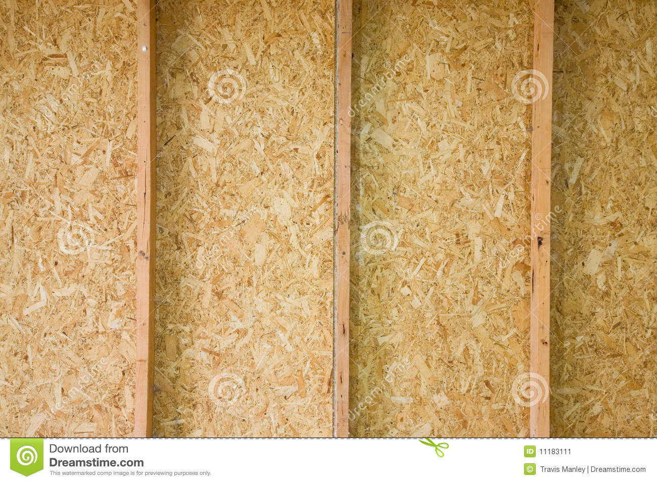 Plywood wall stock image image 11183111 for Plywood wall sheathing