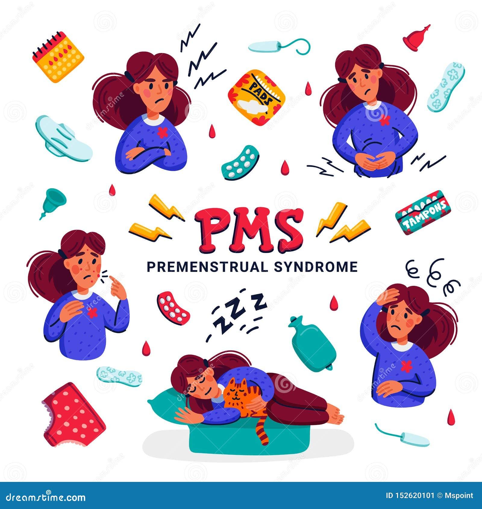 症状 pms