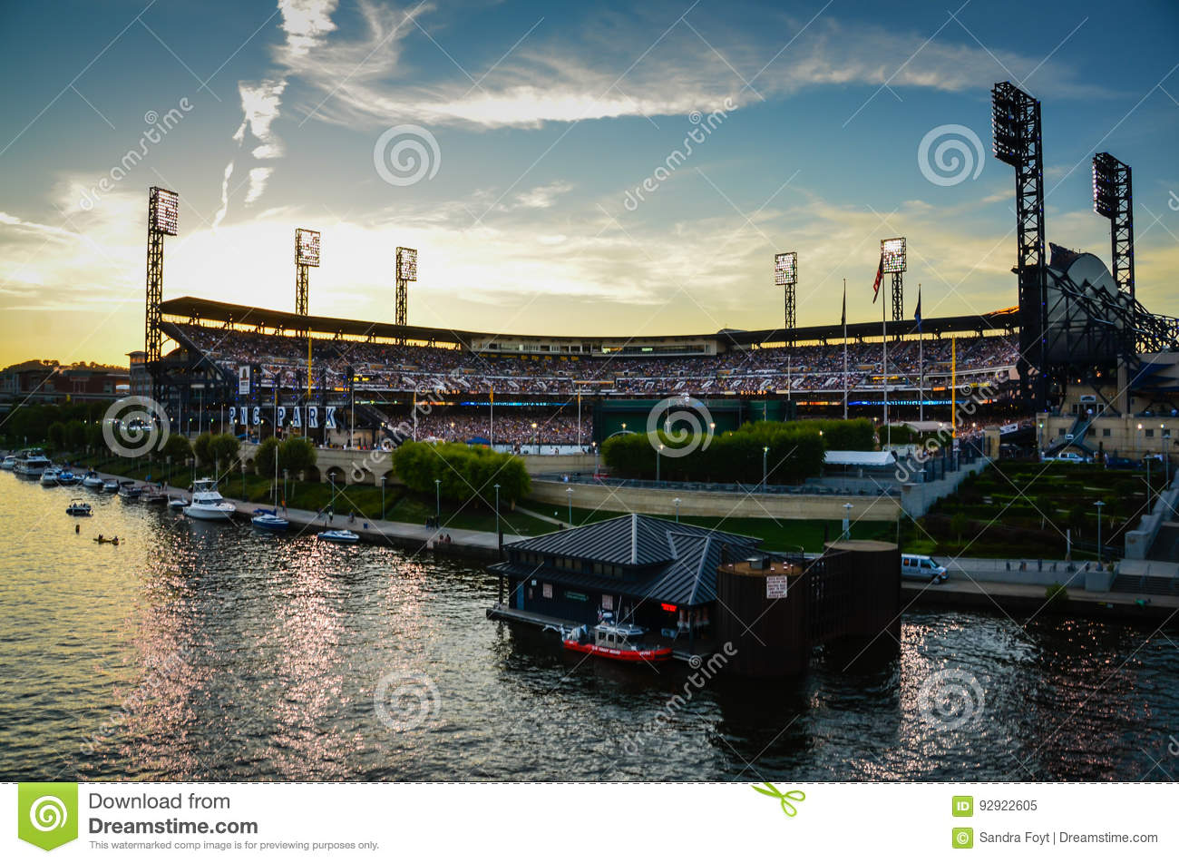 PNC-Park - Pittsburgh, PA