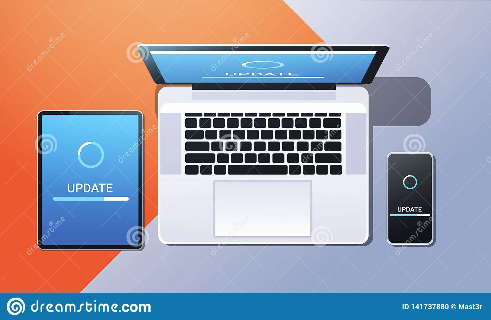 Połączenia z internetem oprogramowania instalacji systemu aktualizacji sieci technologii pojęcia odgórnego kąta widoku desktop no