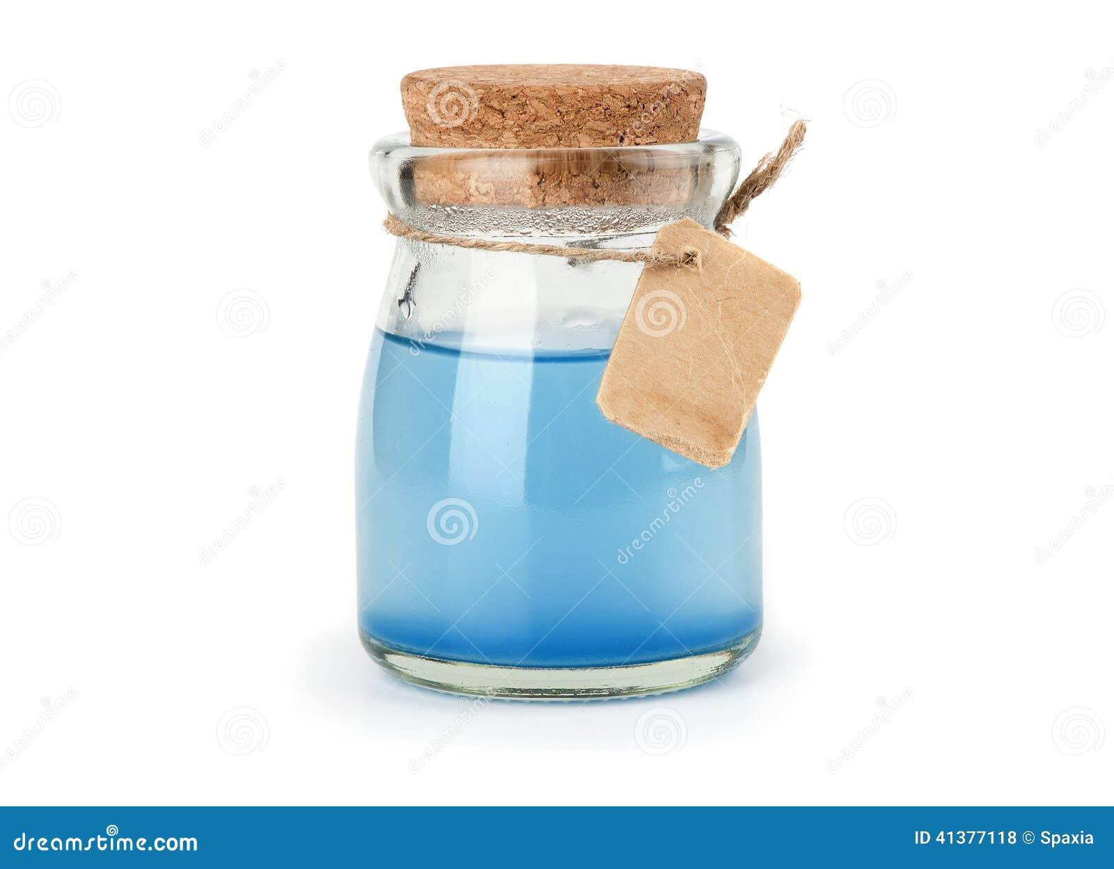 Poção mágica azul