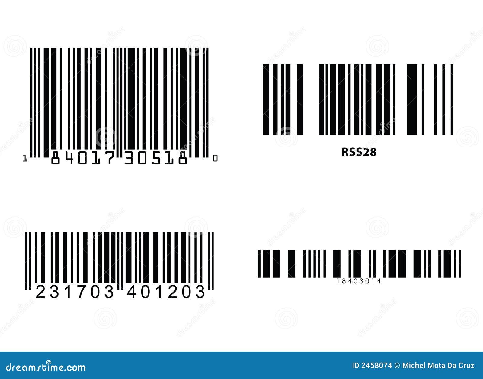 Położenie barcodes