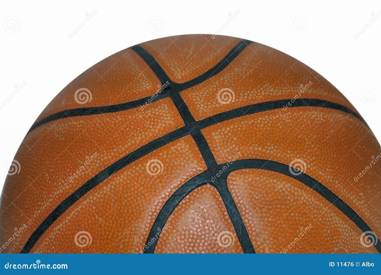 Połowa koszykówki