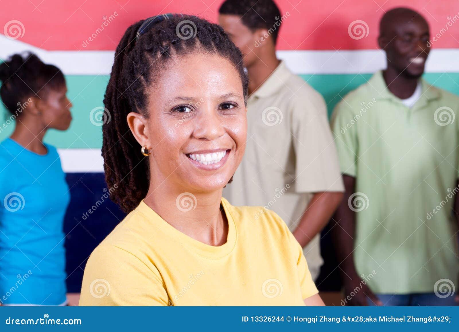 Południowi afrykańscy ludzie