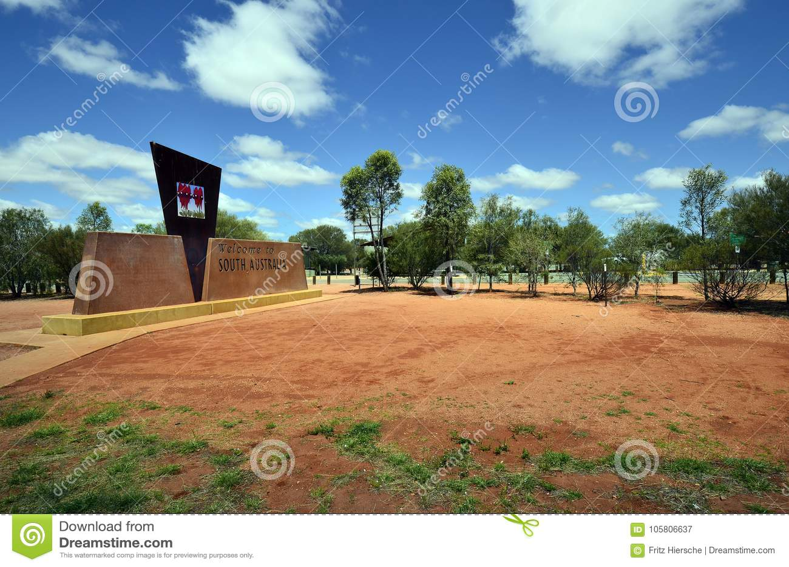 Południowy Australia, Bordeline