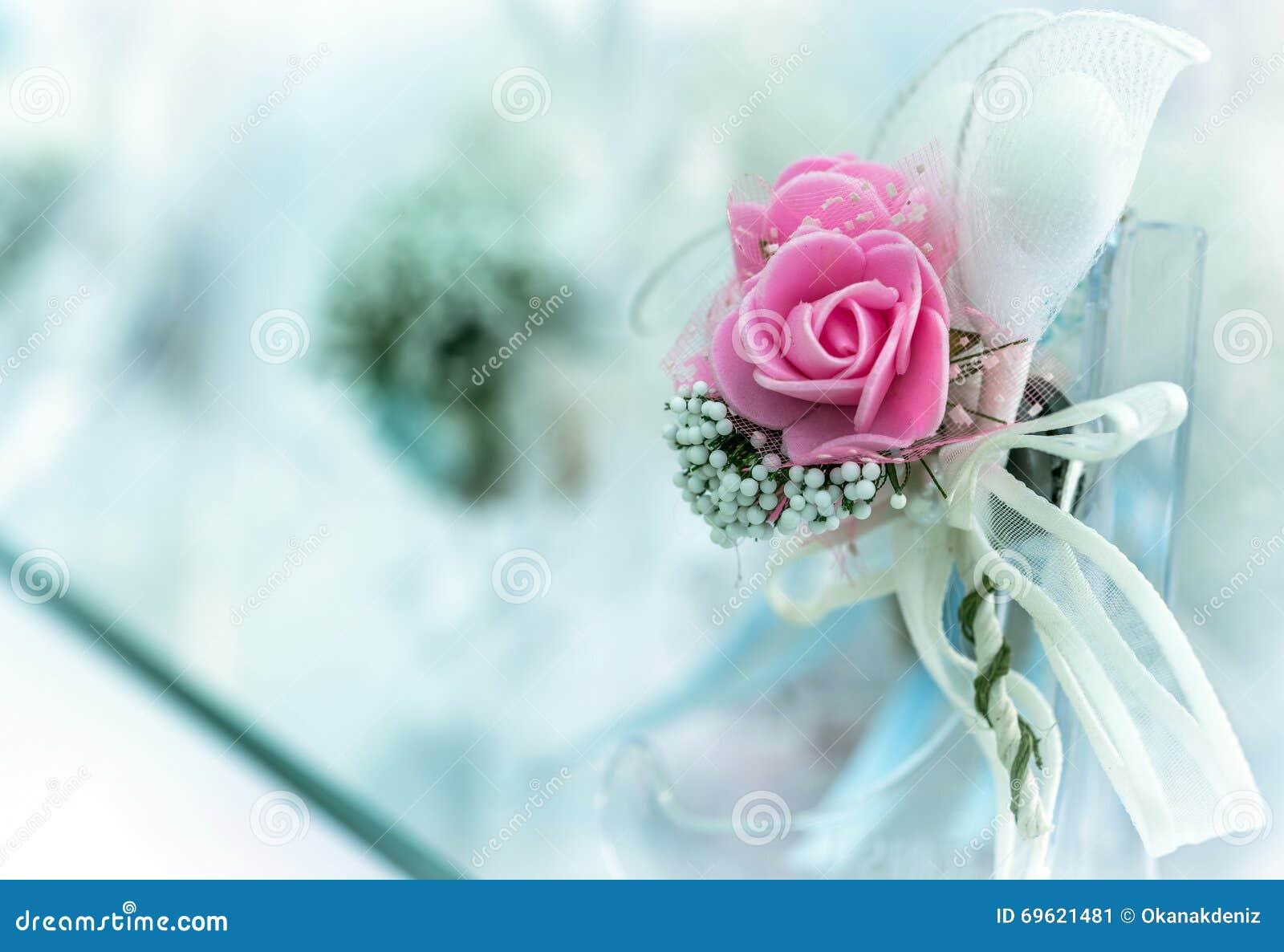 Poślubiać kwiat imitacje