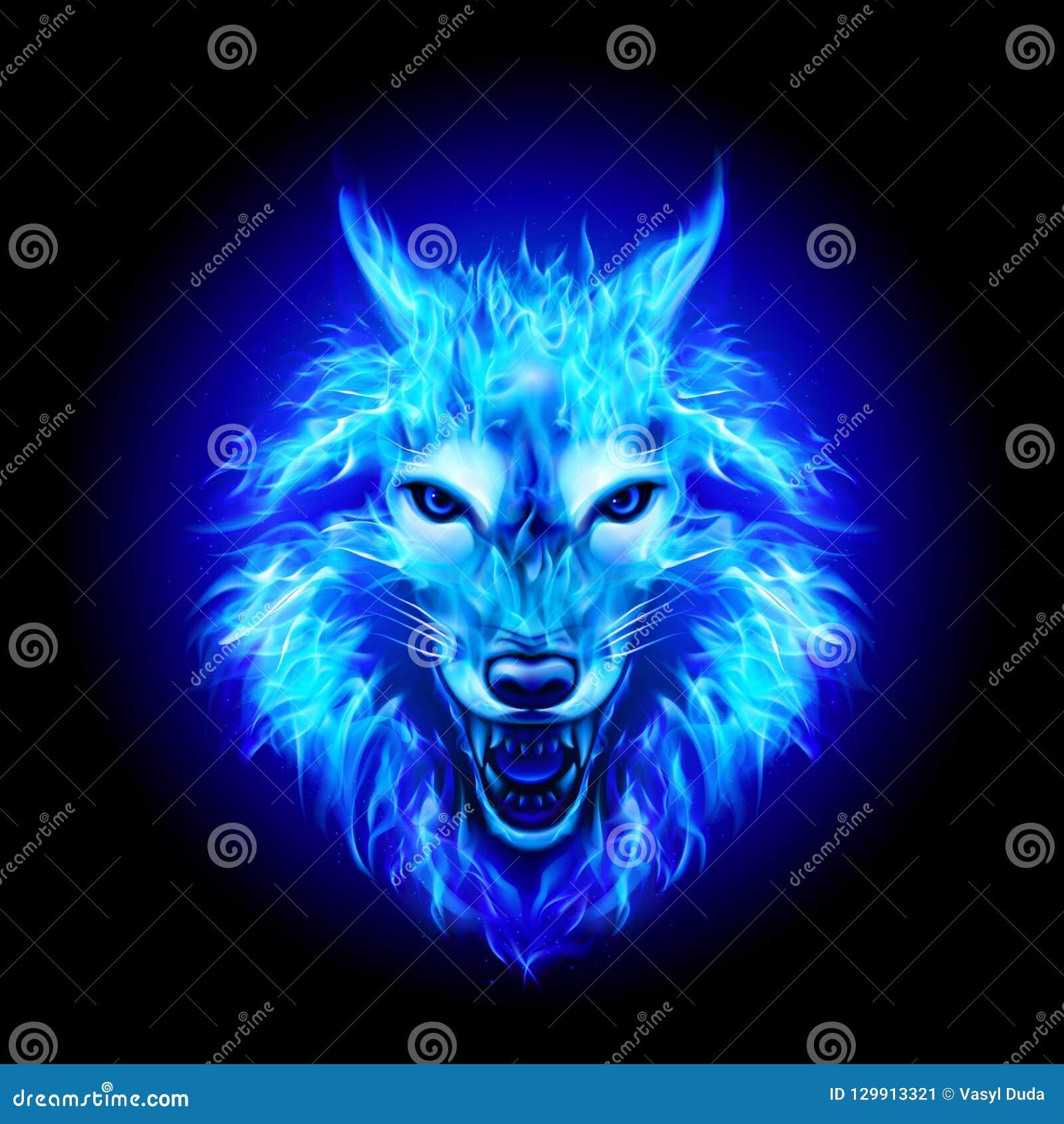 Pożarnicza wilk głowa