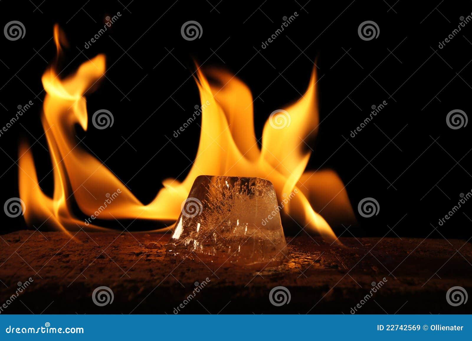 Pożarniczy lód